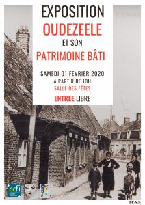 Exposition Oudezeele et son patrimoine bâti