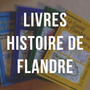 Livres histoire de Flandre