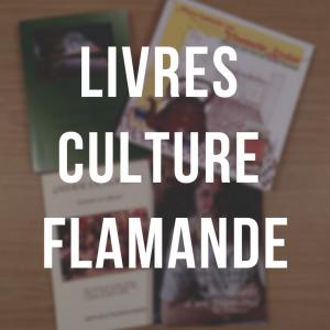 Livres culture Flamande