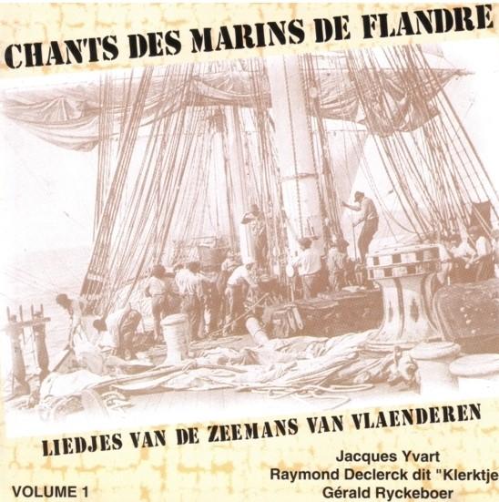 album-chants-des-marins-de-flandre-volume-1