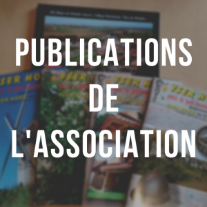 Publications de l'association